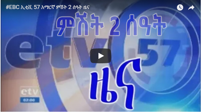 ETV NEWS Nov 16,2018/ምሽት 2 ሰዓት  ዜና