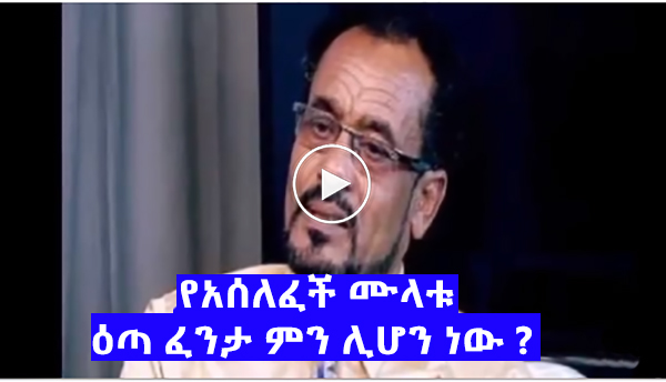 About Bekele Gerba Speech Analysis