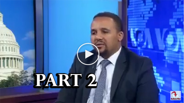 Jawar Mohammed Interview Part 2